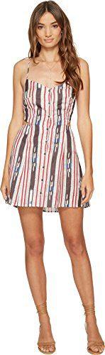 Dolce Vita Women's Bee Dress Boho Stripe Dress