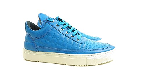 Filling Pieces Low Top Gradient Quilt Blue (SIZE: 42)