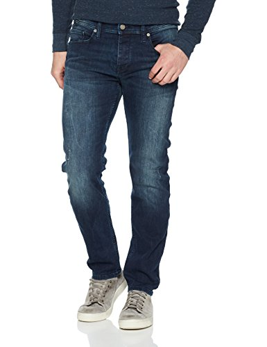 BOSS Orange Men's Orange90-P Jeans, Navy, 34/32