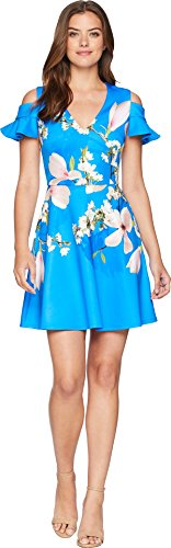 Ted Baker Women's Ambre, Bright Blue, 3