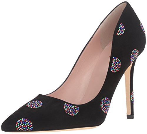 Kate Spade New York Women's Libby Too Pump, Black, 8 M US