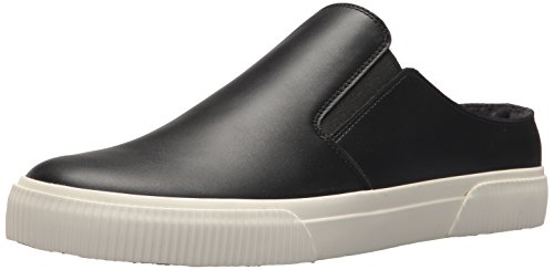 Vince Men's Kruger-2 Sneaker, Black, 8.5 Medium US