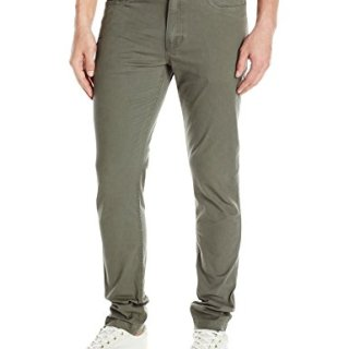 Publish Brand INC. Men's Pierce Crop Pant, Olive, 32