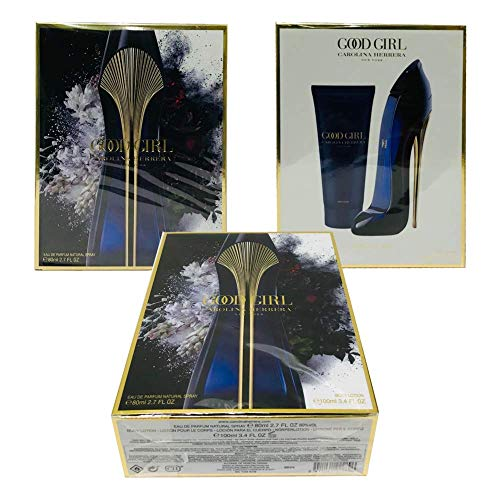 Carolina Herrera Good Girl For Women Gift Set Eau De Parfum Spray
