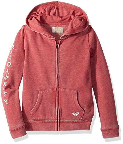 Roxy Little Girls' As We Wish Zip-up Hooded Sweatshirt