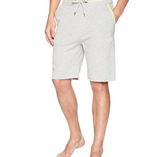 Hugo Boss Boss Men's Authentic Shorts, Medium Grey, L