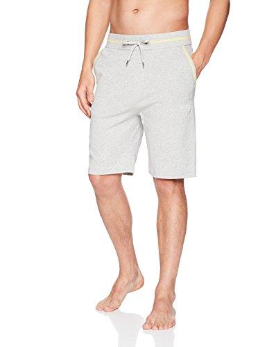 Hugo Boss Boss Men's Authentic Shorts, Medium Grey, L