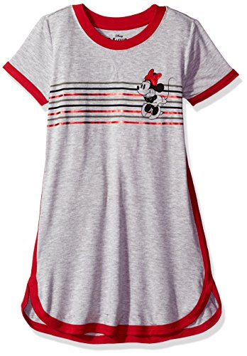 Disney Big Girls' Minnie Mouse Short Sleeve Dress