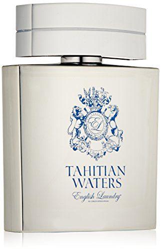 English Laundry Tahitian Waters Eau de Parfum, 3.4 Fl Oz