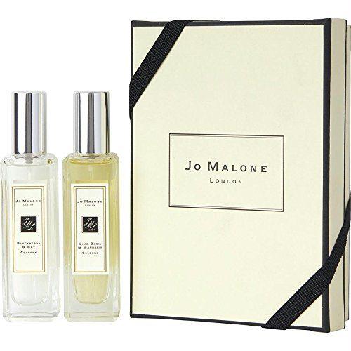 Jo Malone Cologne Spray, Lime Basil & Mandarin 30ml Blackberry & Basil 30ml (2 Pc. Gift Set)