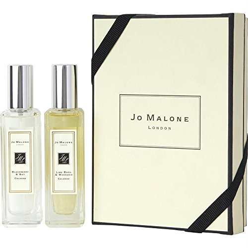 Jo Malone Cologne Spray, Lime Basil & Mandarin 30ml Blackberry & Basil 30ml (2 Pc. Gift Set)