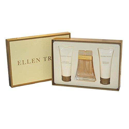 Ellen Tracy Gift Set Perfume for Women, 3 Count