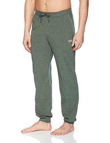 Hugo Boss Boss Men's Mix&Match Pants 10143871 02, Dark Green, XL