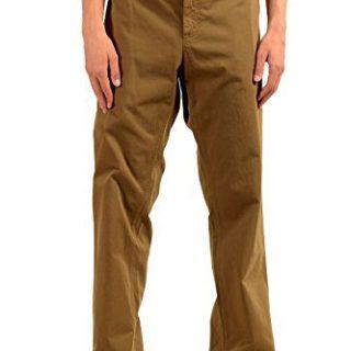 "Gucci ""Short Chino Men's Khakis Stretch Casual Pants US 42 IT 60"