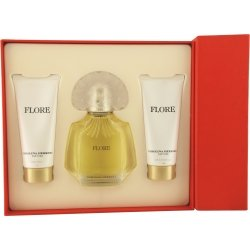 C Herrera Flore 3.4oz. 3pc Set Women Spray by Carolina Herrera
