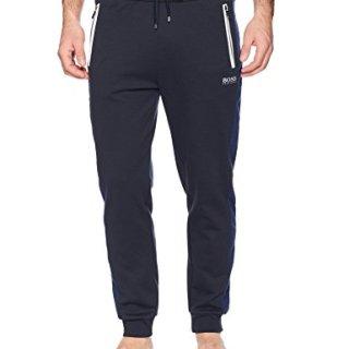 Hugo Boss Boss Men's Tracksuit Pants, Dark Blue, M
