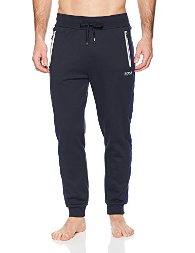 Hugo Boss Boss Men's Tracksuit Pants, Dark Blue, M