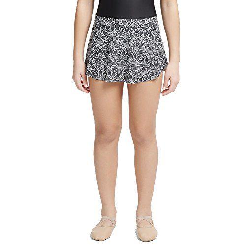 Capezio Kids Girl's Boho Fairytale Moonshadow Skirt (Little Kids/Big Kids) Black Skirt