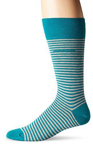 HUGO BOSS Men's Marc Design Us, Bright Green, Sock Size: 10-13/Shoe Size:9-11