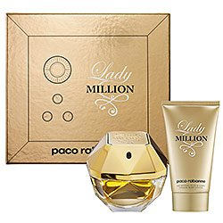 Paco Rabanne Lady million Perfume Gift Set