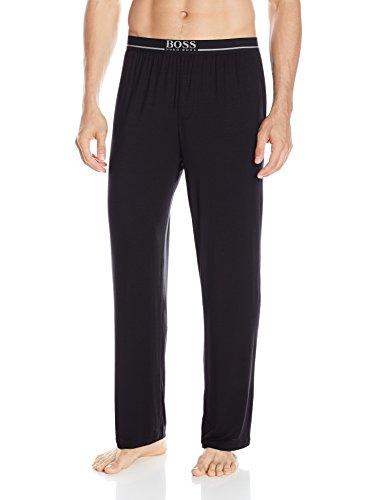 Hugo Boss BOSS Men's Modal Lounge Pant, Black, Medium