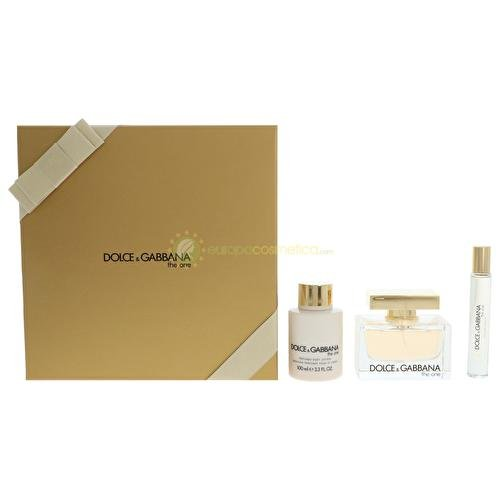 Dolce & Gabbana The One 3 Piece Women's Gift Set