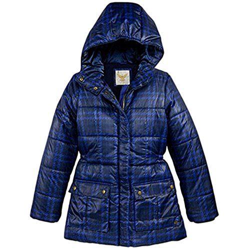 Tommy Hilfiger Puffer Jacket Big Girl (5)