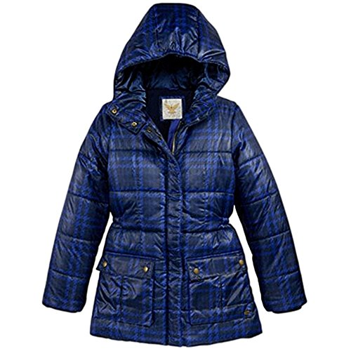 Tommy Hilfiger Puffer Jacket Big Girl (5)