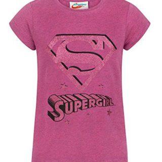 DC Superhero Girls Supergirl Girl's T-Shirt (13-14 Years)