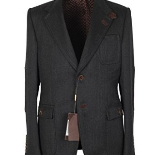 CL - Gucci Gray Coat Size 50 / 40R U.S. In Wool