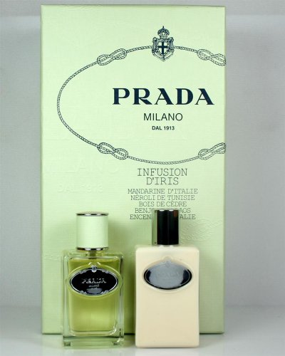 Prada Infusion D'Iris 2 Piece Perfume Set for Women by Prada