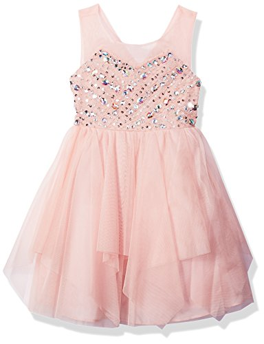 Rare Editions Toddler Girls', Blush, 5