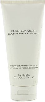 Cashmere Mist By Donna Karan For Women. Body Cleansing Lotion 6.7 Ounces (Pack of 5)