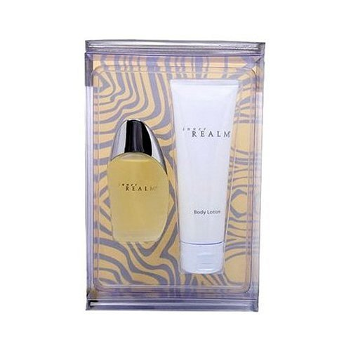 Inner Realm By Erox Corporation For Women. Gift Set ( Eau De Toilette Spray 1.3 Oz + Body Lotion 3.3 Oz).