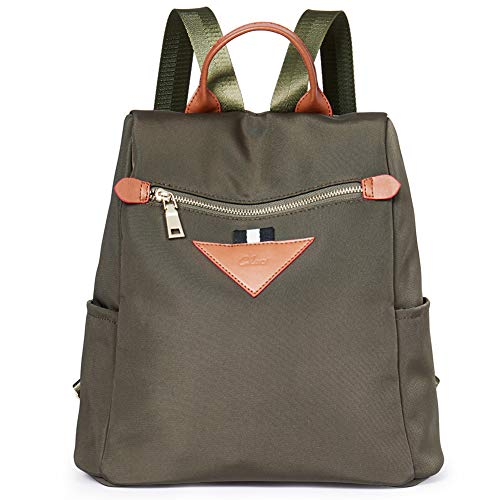 Backpacks Purse for Women Canvas Fashion Travel Lightweight Anti-Theft