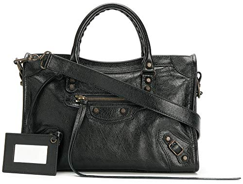 Balenciaga Classic City Bag, Black