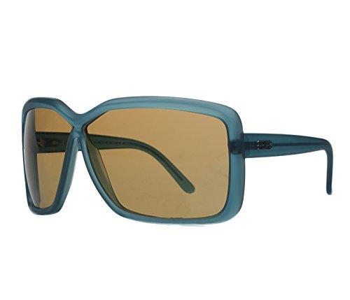 Balenciaga Sunglasses - Dark Green / Brown