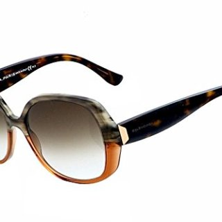 Sunglasses Balenciaga Brown Horn Dark Havana
