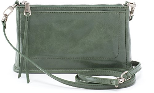 3f24b6654053 Hobo Women s Vintage Cadence Convertible Crossbody Bag (Moss) Clout ...