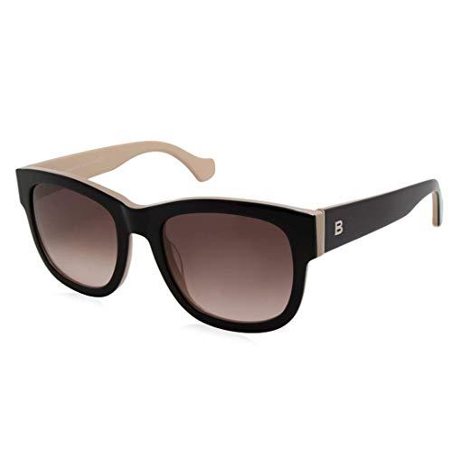Balenciaga Women's Shiny Black/Gradient Brown One Size