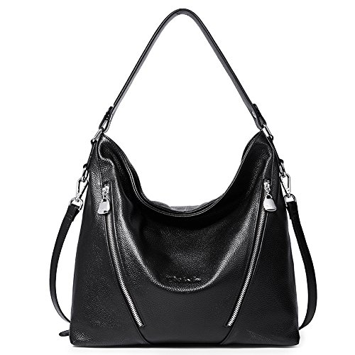 BOSTANTEN Women Leather Handbag, Designer Shoulder