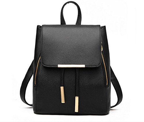 WINK KANGAROO Fashion Shoulder Bag Rucksack PU Leather Women