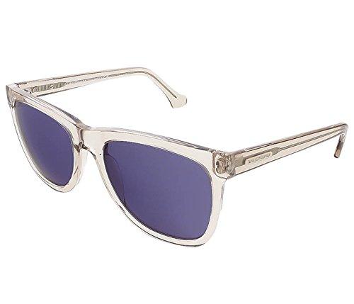 Balenciaga Crystal Azure Rectangular sunglasses