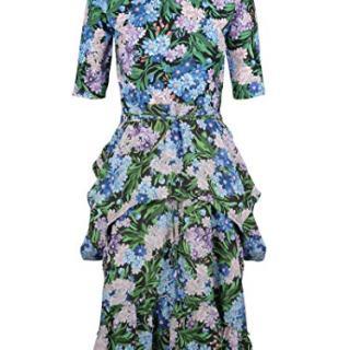 Balenciaga Women's Multicolor Polyamide Dress