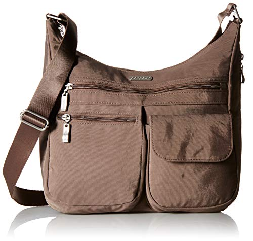 Baggallini Everywhere Crossbody Travel Bag, Portobello