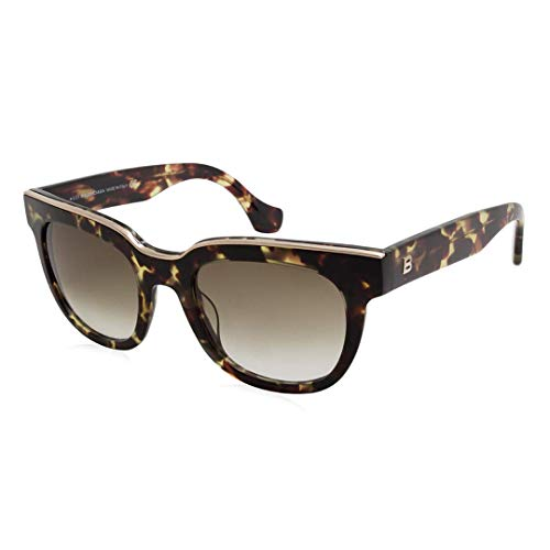 Balenciaga Sunglasses (52P-DARK HAVANA)