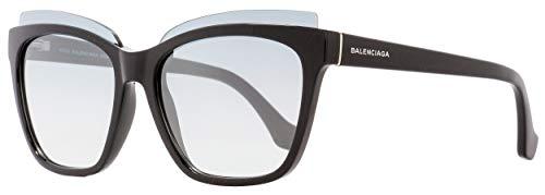 Balenciaga Women's Black Front/Black Temple/Palladium