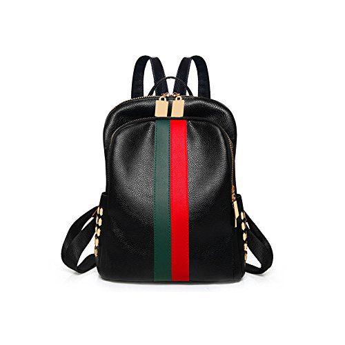 Artwell Women Backpack Purse, Cute Mini Leather Rucksack