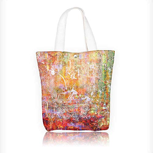 Women's Canvas Tote Bag, t is an original oil paint mixed media