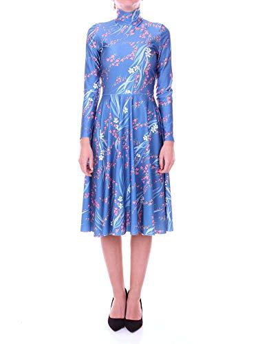Balenciaga Women's Light Blue Polyester Dress